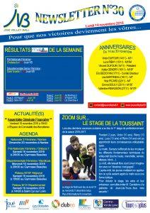 newsletter-n30-du-14-11-16
