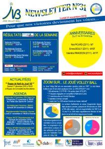 newsletter-n31-du-21-11-16