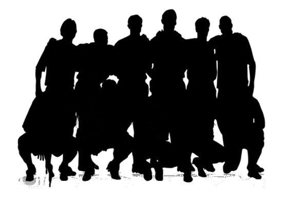 equipe-silhouette