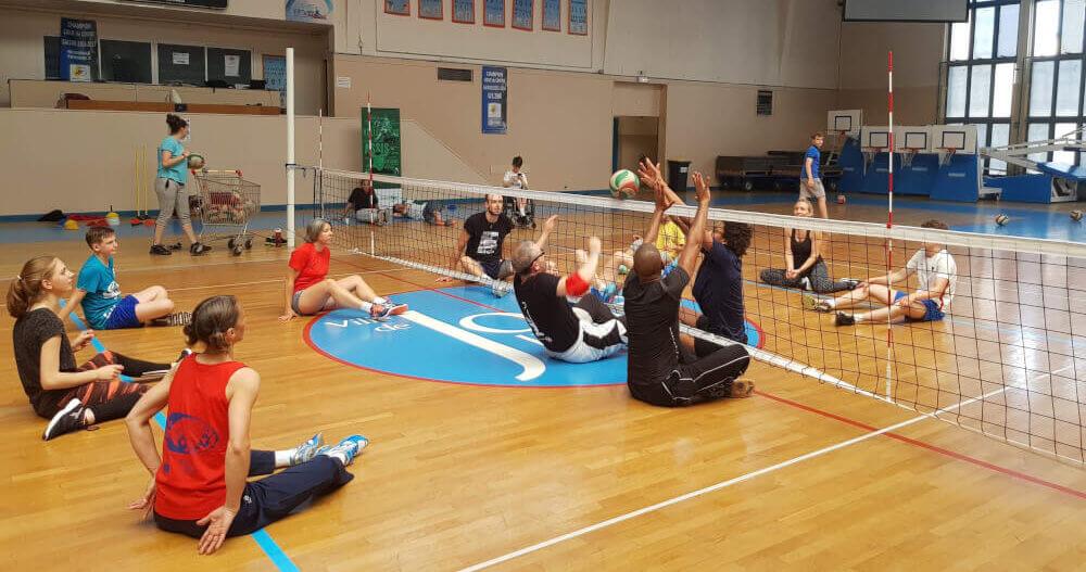 Club : Volley Santé