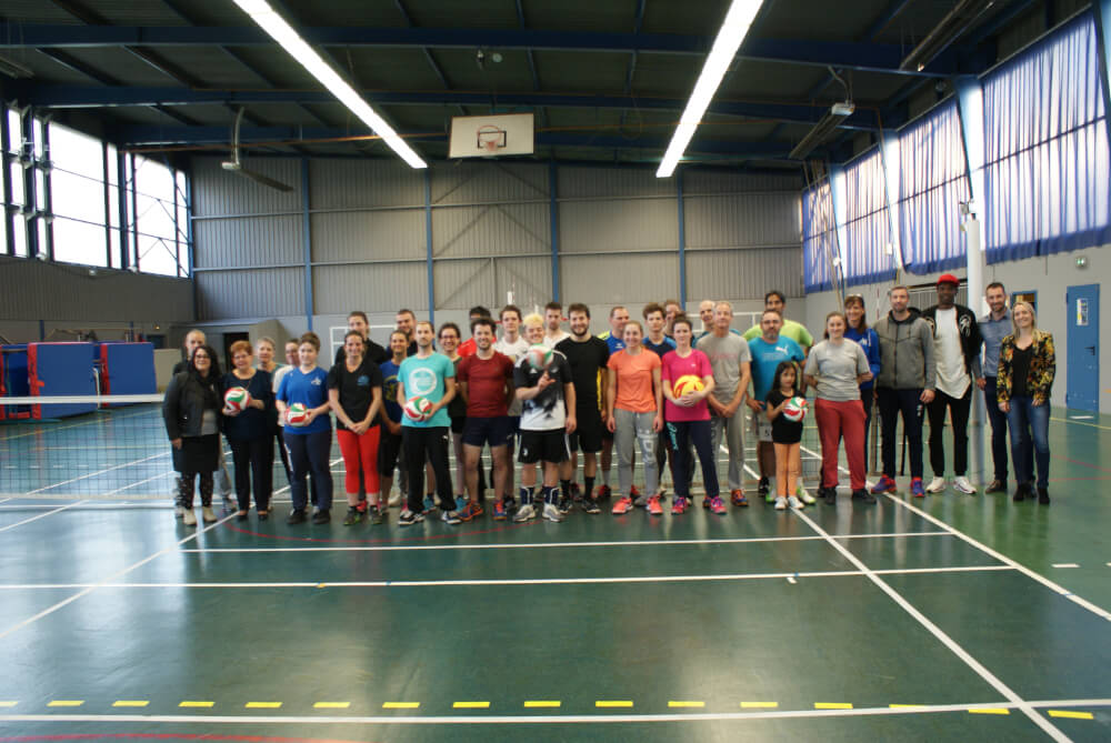 Volley Santé : 1er AfterWork …