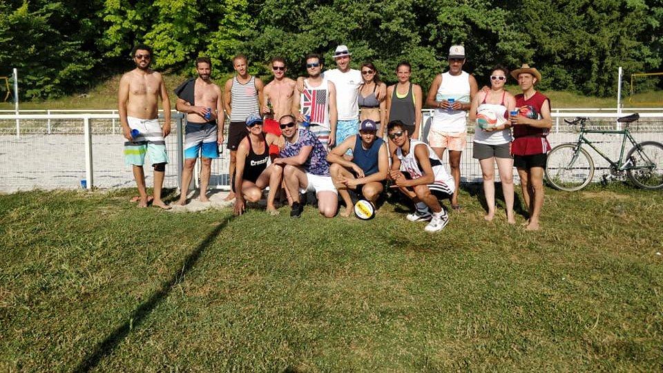 Beach-Volley : 1er Tournoi d'été