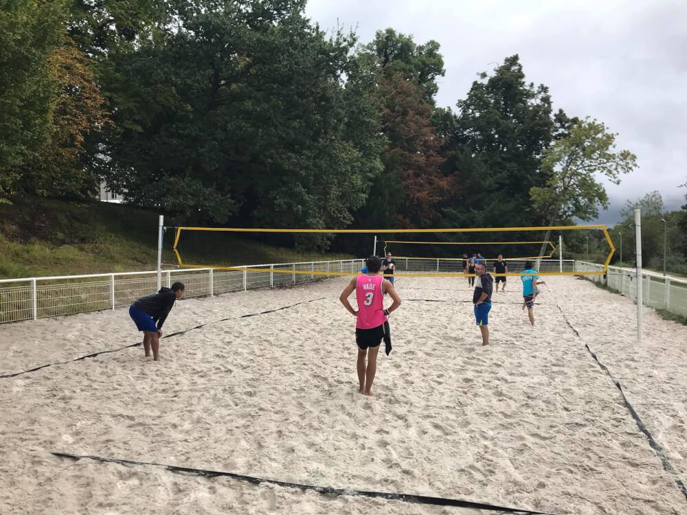 Fin de saison du Beach Volley